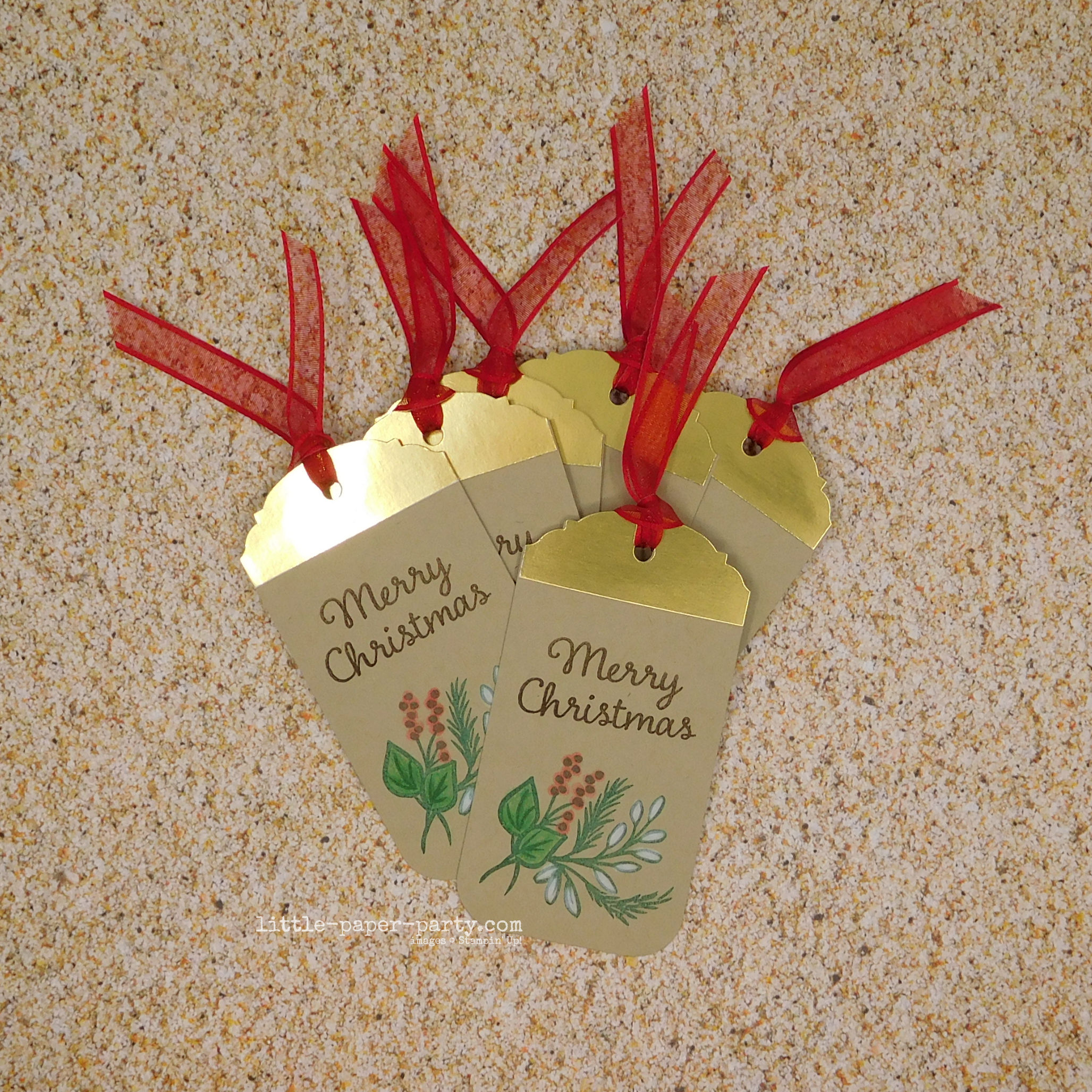 Little Paper Party, 12 Days of Christmas 2020 - Tags, Tags, Tags, 1