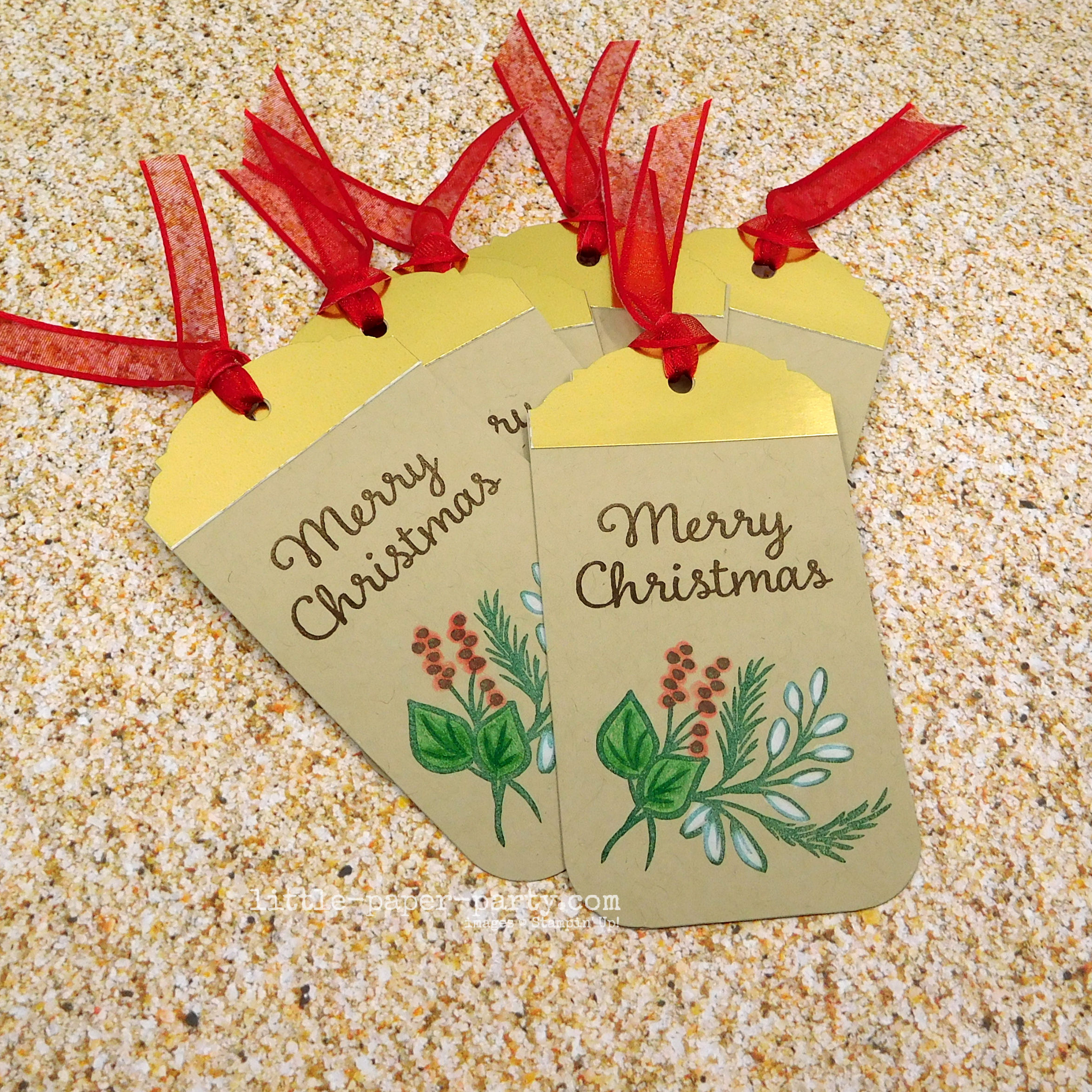 Little Paper Party, 12 Days of Christmas 2020 - Tags, Tags, Tags, 2