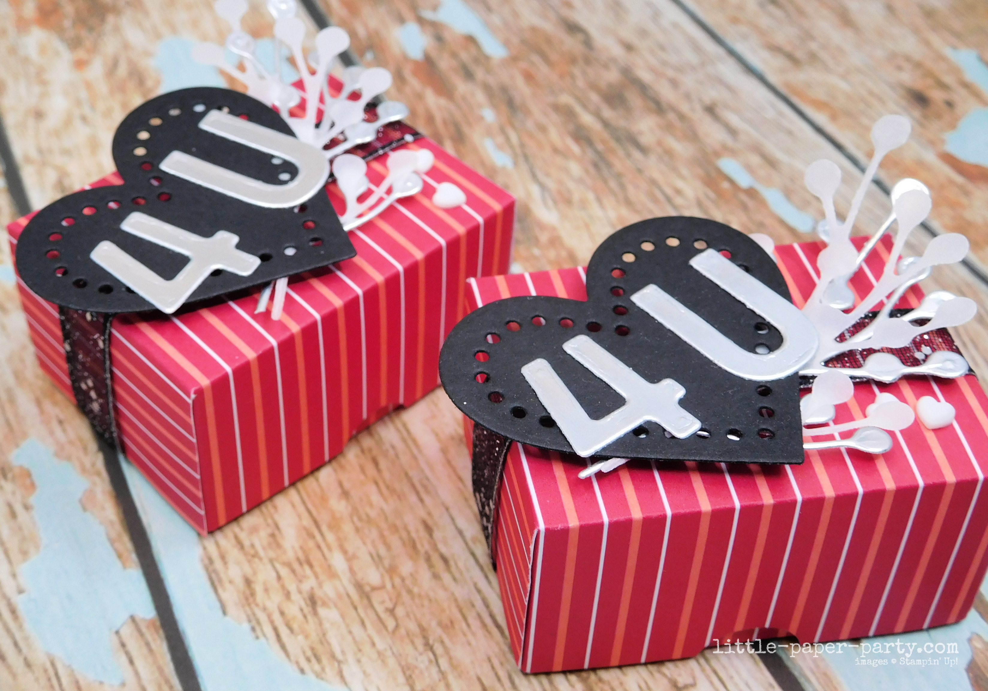 Little Paper Party, Valentine's Day 2021 #2 - Tiny Treat Box 4